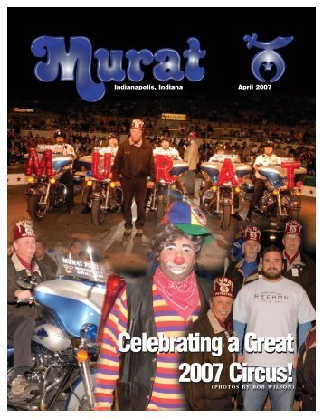 Celebrating a Great 2007 Circus!