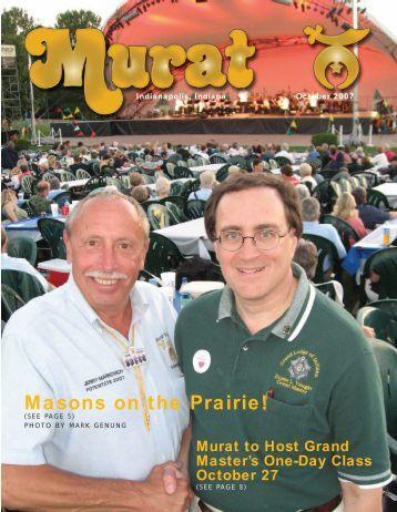Masons on the Prairie!