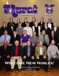 Welcome New Nobles!