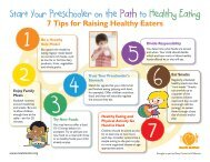 Start Your Preschooler on the Path to Healthy Eating - Kmarq.com