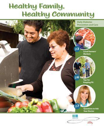 Healthy Family Healthy Community