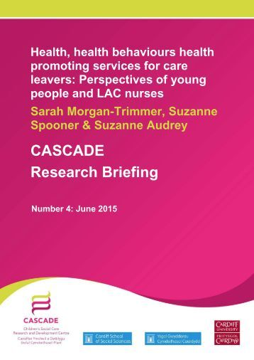 CASCADE Research Briefing