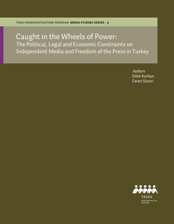 Caught in the Wheels of Power
