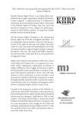 FIFTH INTERNATIONAL CONFERENCE ON THE EU TURKEY AND THE KURDS - Page 7