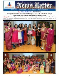 (ATA) hosts international women's day - Asian Media USA