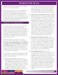 Guide to ALS Patient Care - ALS Society of Canada - Page 6
