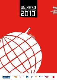 Le rapport de gestion 2010 - Unireso