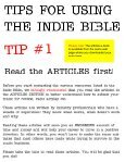 WHAT IS THE INDIE BIBLE? - Page 5