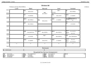 Division 6A