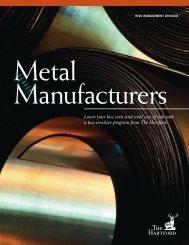 Metal Manufacturers