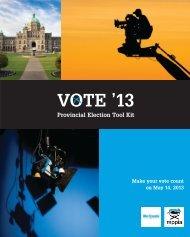 VOTE '13