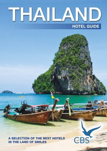 CBS Travel Asia - Thailand Hotel Guide