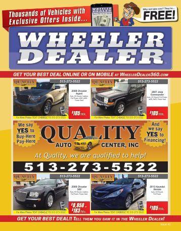 Wheeler Dealer Issue 40, 2015