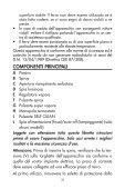 Delonghi CYGNUS FXN25AG - IT - De'Longhi - CYGNUS FXN25AG - Libretto istruzioni - Page 3