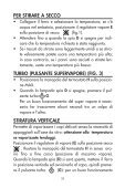 Delonghi CYGNUS FXN25AG - IT - De'Longhi - CYGNUS FXN25AG - Libretto istruzioni - Page 6