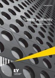 Towards profitability