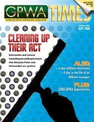 | GPWA Times