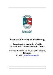 Kaunas University of Technology
