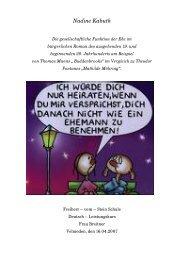 Nadine Kabuth -  Freiherr-vom-Stein-Schule