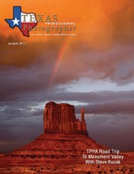More to Come for Texas Photographers! - TPPA Magazine