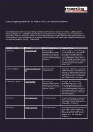 Info-PDF zur Medienausbildung