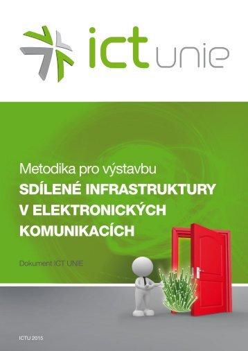 Metodika pro výstavbu sdílené infrastruktury v elektronických komunikacích