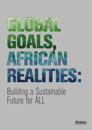 GOALS AFRICAN REALITIES