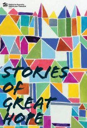 Stories of Great Hope