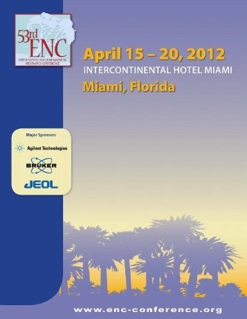 Doty Scientific, Inc. Isotec - 51st ENC Conference