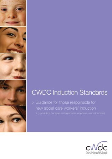 CWDC Induction Standards
