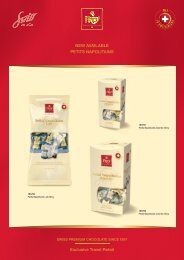 Exclusive Travel Retail NEW AVAILABLE PETITS NAPOLITAINS