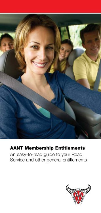 AANT Entitlements Brochure