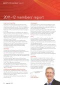 2011–12 members' report - Page 2
