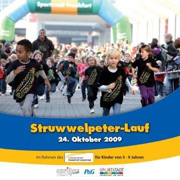 Struwwelpeter-Lauf - BMW Frankfurt Marathon