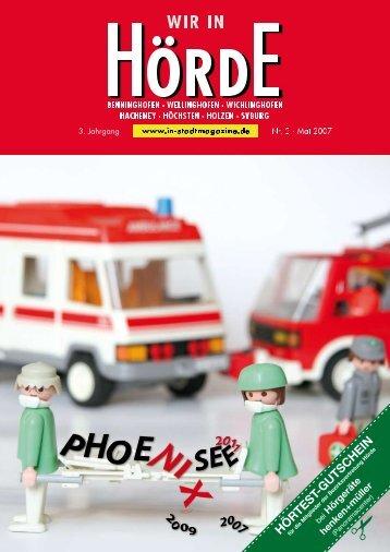 HÖRTEST-GUTSCHEIN - Dortmunder & Schwerter Stadtmagazine