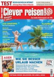 Clever reisen! Ausgabe 4/15