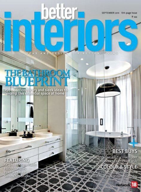 Better Interiors - September 2015