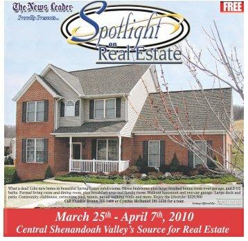 March 25 - April 7  2010