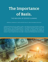 The Importance of Basis