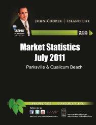 Market Statistics July 2011