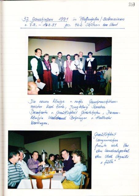 Gauchronik 1991