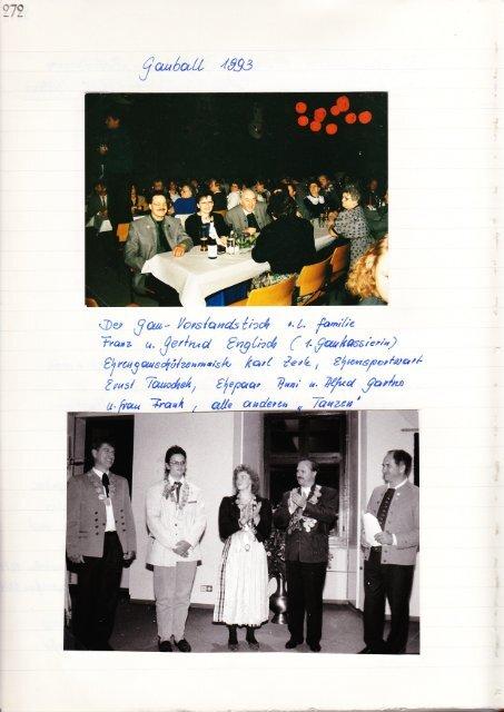 Gauchronik 1993