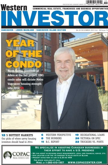 YEAR OF THE CONDO