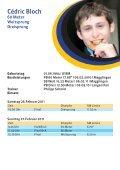 Schweizer Meisterschaften Nachwuchs Halle - Page 3