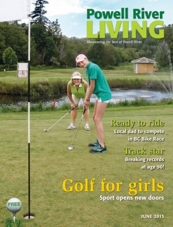 Golf for girls