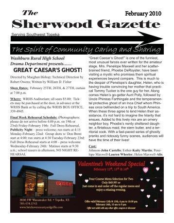 Sherwood Gazette