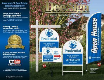 America's 1 Real Estate Sign Manufacturer