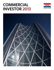 commercial investor 2013