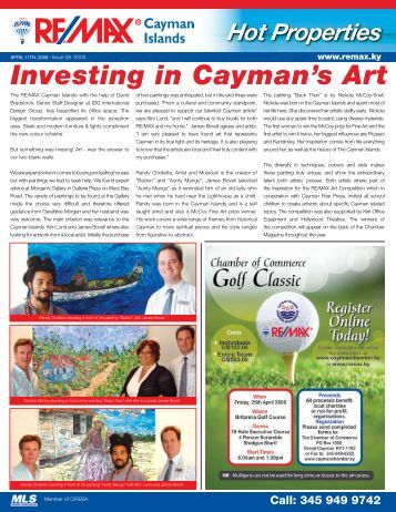 Investing in Cayman's Art