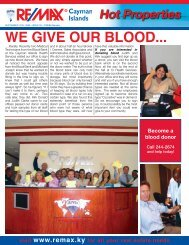WE GIVE OUR BLOOD..